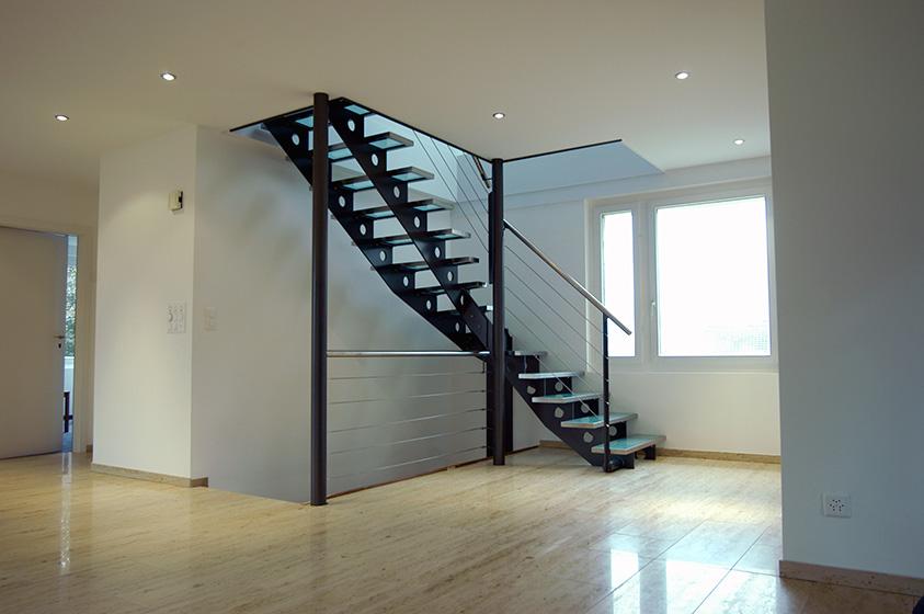 Metallbau Und Verglasungen Treppen Inova Metall